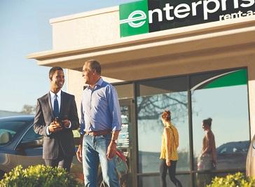 Enterprise Rent-A-Car in Newport