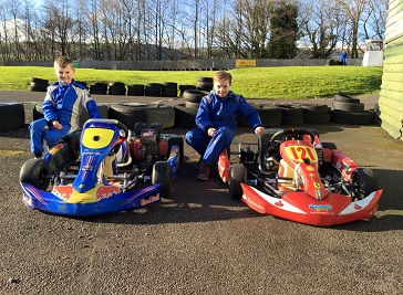 G-Force Karting in Newport