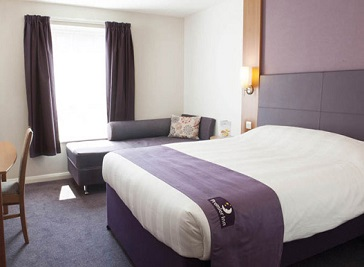 Premier Inn Cwmbran in Newport