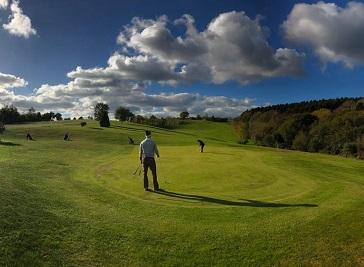 Tredegar Park Golf Club in Newport