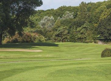 Llanwern Golf Club in Newport