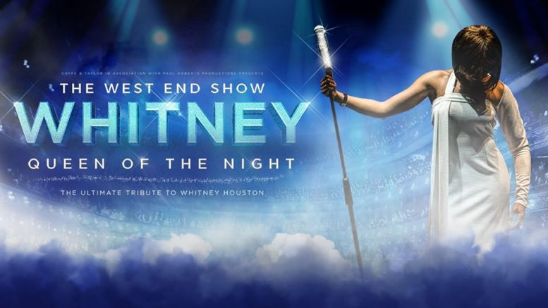 Whitney: Queen of the Night at ICC Wales Theatre