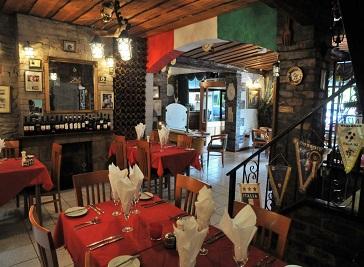 Vittorios Restaurant Newport
